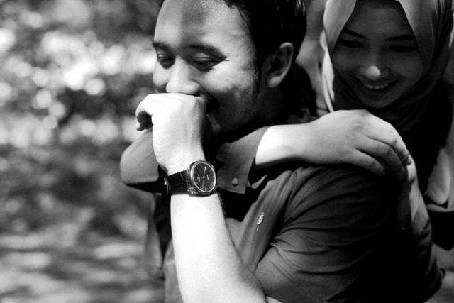 Dian + Rizal - Couple Session-69